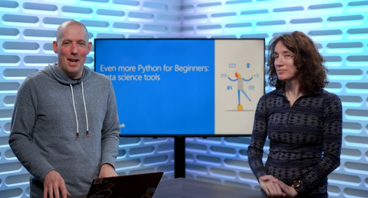 Introduction to Even More Python for Beginners(微软官方课程)