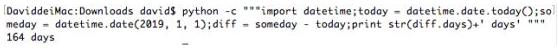 一行Python代码能实现什么丧心病狂的功能?